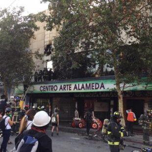 Declaración Pública sobre destrucción del Centro Arte Alameda