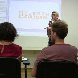 Tercera Asamblea de Fuerza Cultural en el Museo de la Memoria