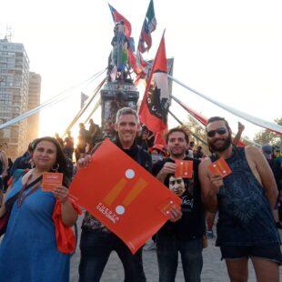Fuerza Cultural en Marcha de la Cultura!