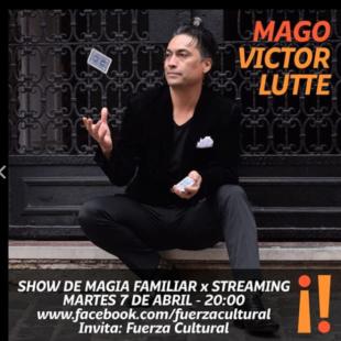 Show de Magia Familiar de Fuerza Cultural!