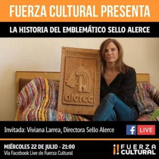Conversatorio con Viviana Larrea, Directora Sello Alerce