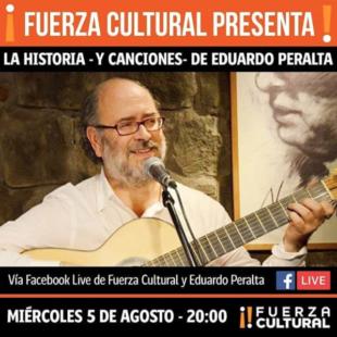 Conversatorio con Eduardo Peralta