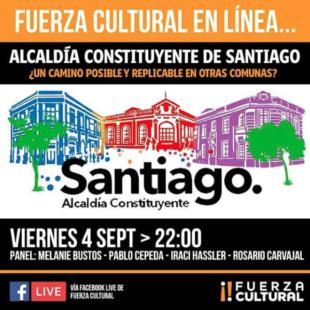 Conversatorio Alcaldía Constituyente de Santiago