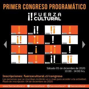 Primer Congreso Programático de Fuerza Cultural