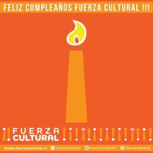 Primer Cumpleaños de Fuerza Cultural!