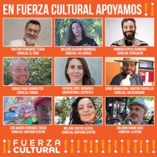 Candidatxs Independientes de Fuerza Cultural