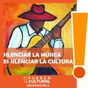 Campaña #LaMúsicaNoMata