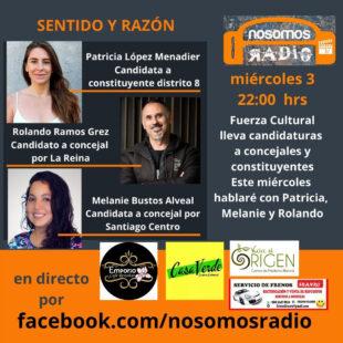 Nosomos Radio Presenta: Candidaturas Fuerza Cultural 2