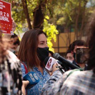 Lanzamiento Candidatura Patricia López