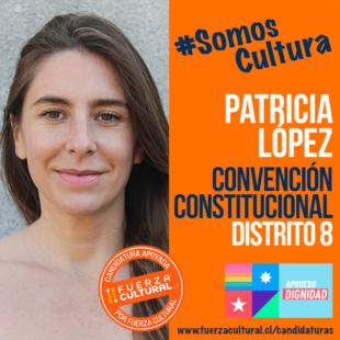 PATRICIA LÓPEZ MENADIER – Convención Constitucional Distrito 8