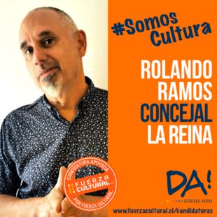 ROLANDO RAMOS GREZ – Candidato a Concejal La Reina