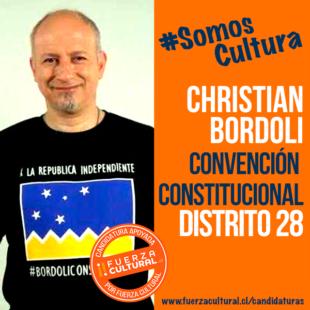 CHRISTIAN BORDOLI AQUEVEQUE – Convención Constitucional D28