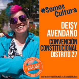 DEISY AVENDAÑO – Convención Constitucional D27