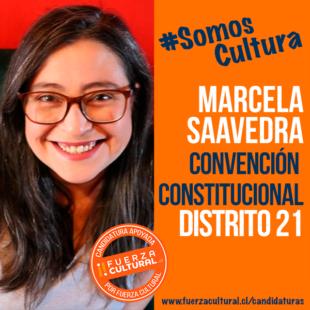 MARCELA SAAVEDRA – Convención Constitucional D21