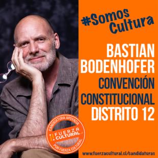 BASTIAN BODENHOFER – Convención Constitucional D12