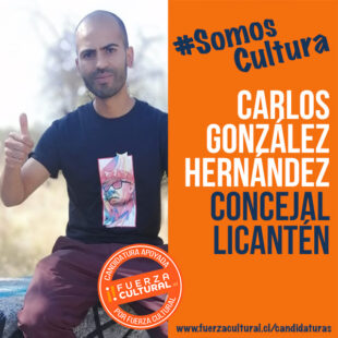 CARLOS GONZÁLEZ- Concejal Licantén