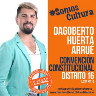 DAGOBERTO HUERTA – Convención Constitucional D16