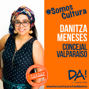 DANITZA MENESES – Concejal Valparaíso