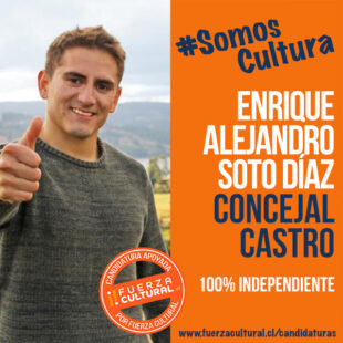 ENRIQUE SOTO DÍAZ – Concejal Castro