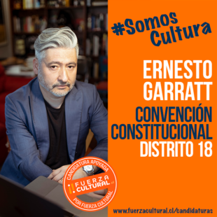ERNESTO GARRATT – Convención Constitucional D18