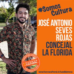 JOSÉ ANTONIO SEVES – Concejal La Florida