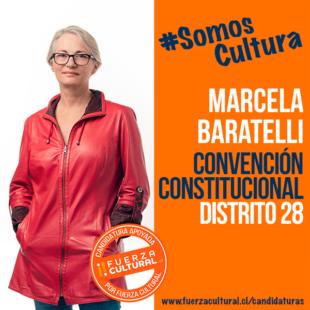 MARCELA BARATELLI – Convención Constitucional D28