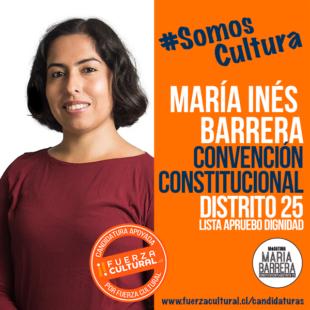 MARÍA INÉS BARRERA – Convención Constitucional D25
