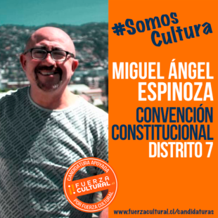MIGUEL ANGEL ESPINOZA – Convención Constitucional D7
