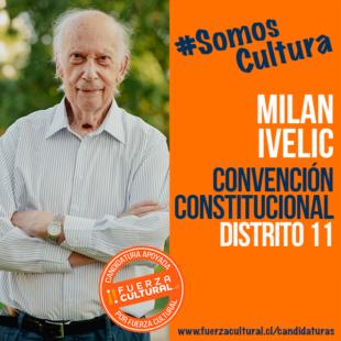 MILAN IVELIC KUSANOVIC – Convención Constitucional D11