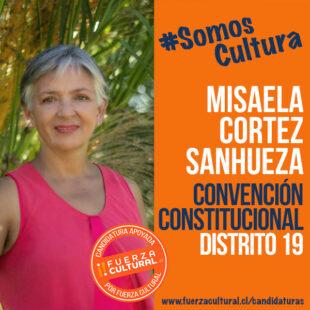 MISAELA CORTÉS – Convención Constitucional D19