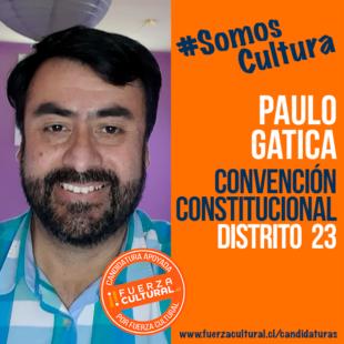 PAULO GATICA – Convención Constitucional D23