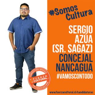 SERGIO AZÚA – Concejal Nancagua