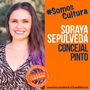 SORAYA SEPÚLVEDA  – Concejal Pinto