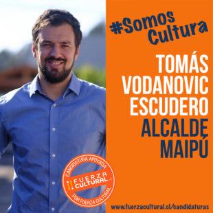 TOMÁS VODANOVIC – Alcaldía Maipú