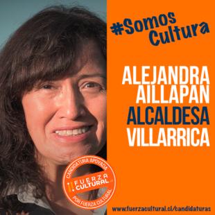 ALEJANDRA AILLAPAN – ALCALDÍA VILLARRICA
