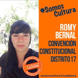 ROMY BERNAL– CONVENCIÓN CONSTITUCIONAL D17