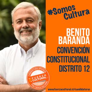 BENITO BARANDA – CONVENCIÓN CONSTITUCIONAL D12