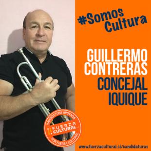 GUILLERMO CONTRERAS – CONCEJAL IQUIQUE